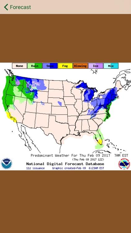 Instant NOAA Weather Pro