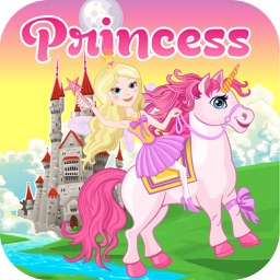 Fairy Princess Puzzle - Pre K Education for Girl