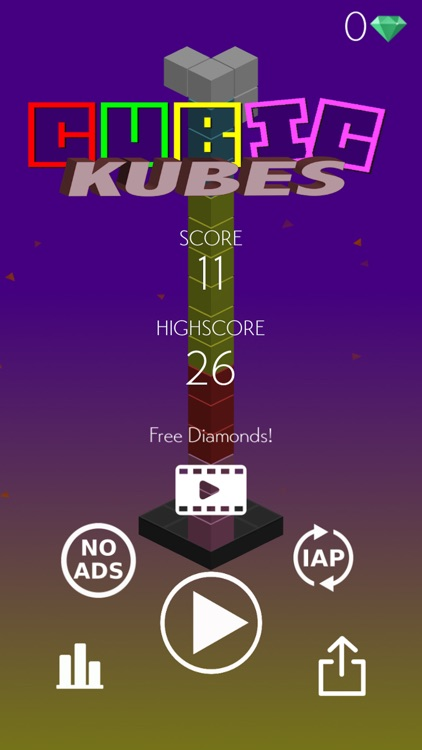 Cubic Kubes screenshot-4
