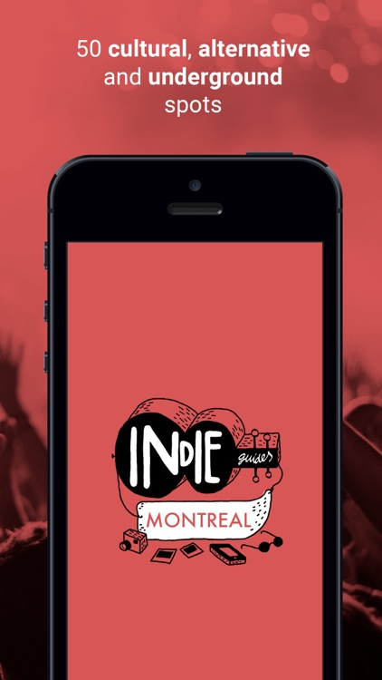 Indie Guides Montreal screenshot-1