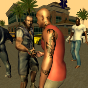 Grand Gang City: San Diego