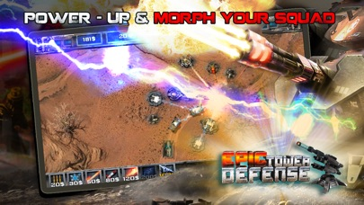 Epic Tower Defense - TD 1.0.1 IOS