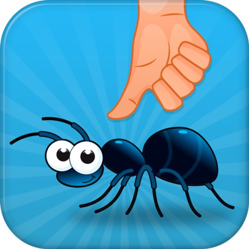 Funny Tap - Kill Ants Puzzle iOS App