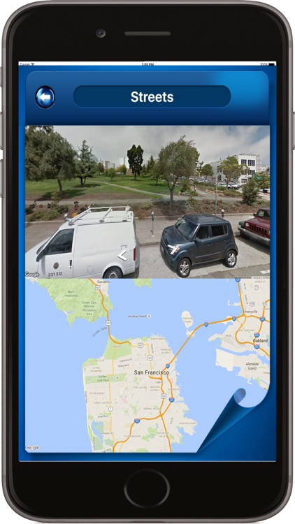 San Francisco California - Offline Maps Navigator