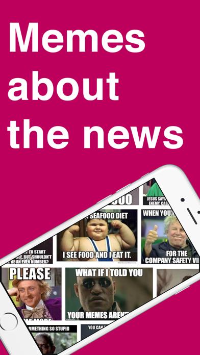Meme News screenshot 3