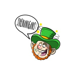 St. Patrick's Day Sticker Pack stickers