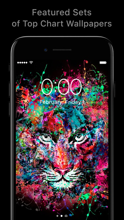 Featured of Wallpapers & Cool Backgrounds App