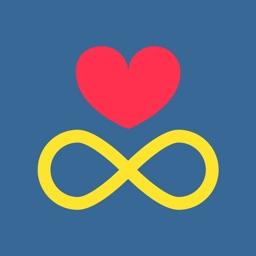 Wedding Stickers - Just Married Emoji