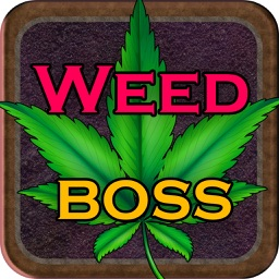 Weed Boss - Idle Ganja Bud Firm & Farm Tycoon Game
