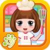 小公主去超市下厨房-宝宝模拟买菜做饭游戏