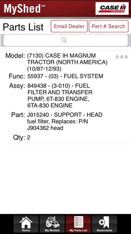 Case IH My Shed™ screenshot-3