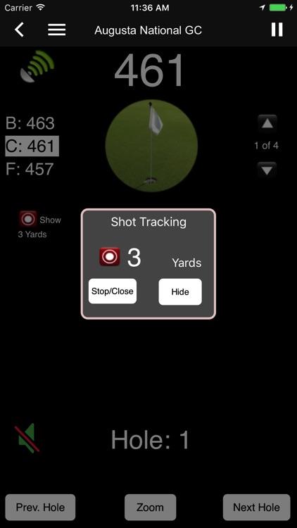 SkyDroid - Golf GPS app image