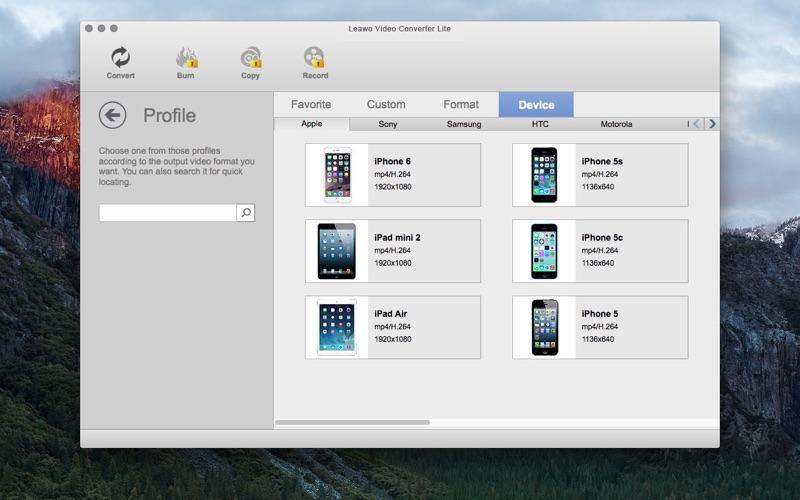 Video Converter Screenshot