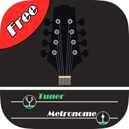 mandolin tuner and metronome - mandolin tuner free