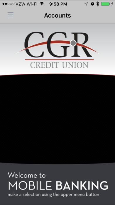 点击获取CGR Credit Union