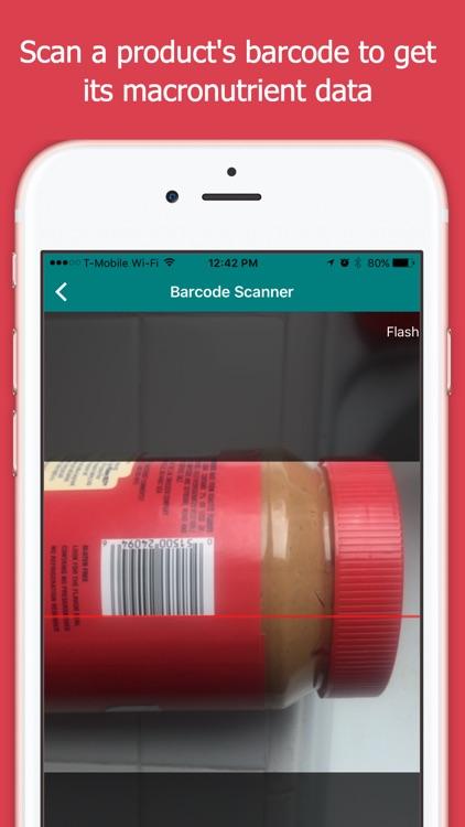 My Daily Macros Tracker screenshot-3