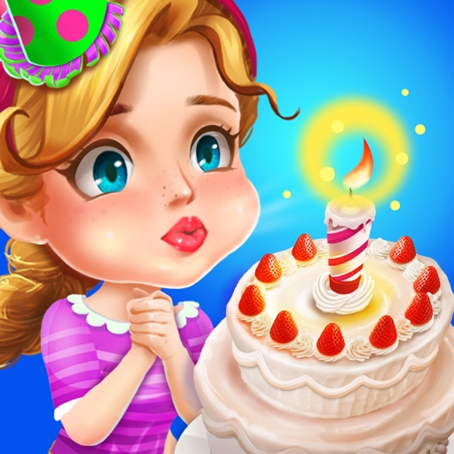 Cake Master - Sweet Birthday Dessert Cooking Game