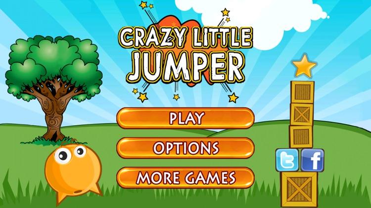 Crazy Little Jumper Free screenshot-3