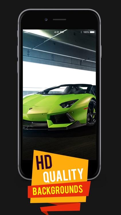 Amazing Sports Car Lamborghini HD Wallpapers screenshot-4