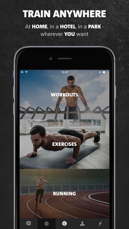 Freeletics Bodyweight - Workouts and Training