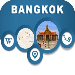 Bangkok Thailand Offline Map Navigation GUIDE