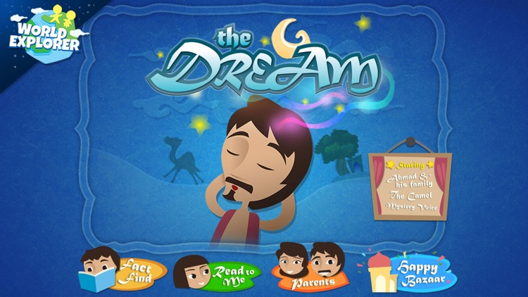 The Dream, Read Along To Me & Storytime for Kids