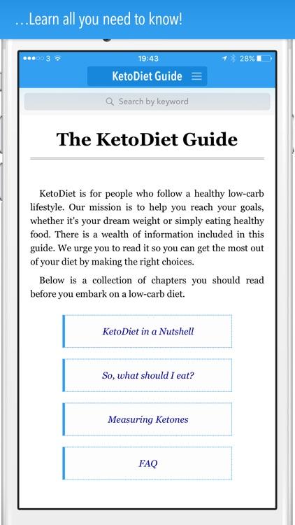 KetoDiet screenshot-3
