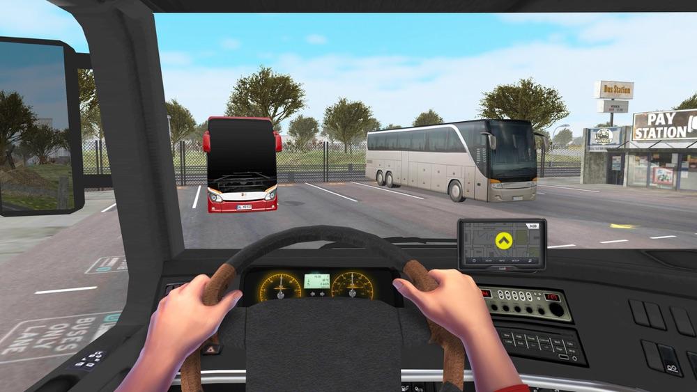 Coach Bus Simulator 2017 * Cheat Codes