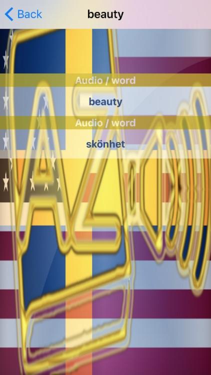Swedish Dictionary GoldEdition screenshot-4