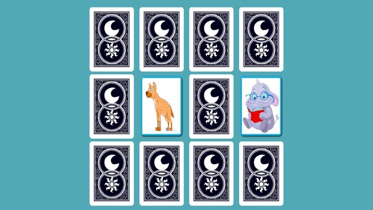 تعليم اسماء الحيوانات واصواتها للاطفال screenshot-3