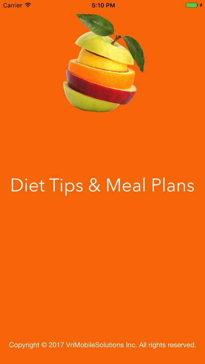 Diet, Health Tips & Meal Plans