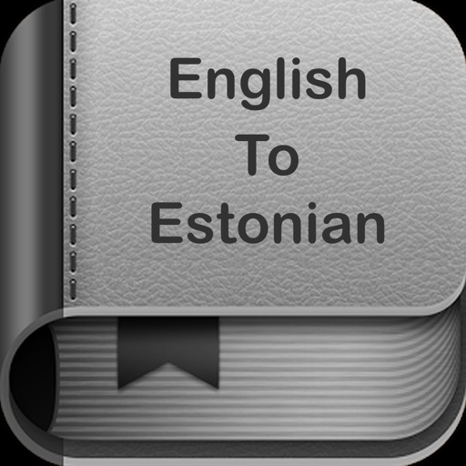 English To Estonian Dictionary and Translator