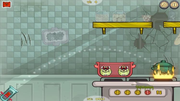 Rats Invasion 3 - Physics Puzzle Game screenshot-3