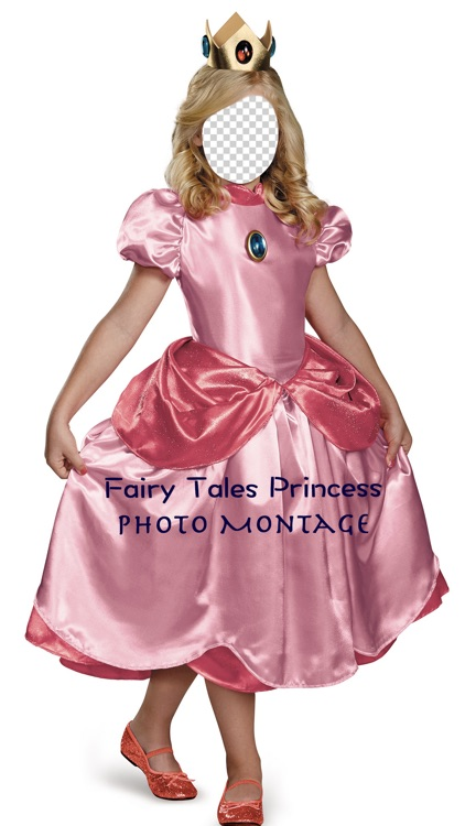 Fairy Tales Princess Photo Montage screenshot-3
