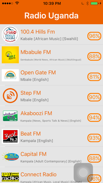 Radio Uganda - Radio UGA screenshot one