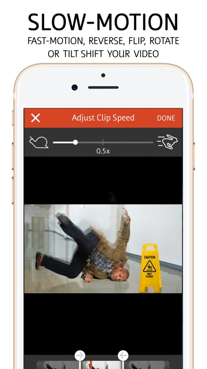 Videoshop - Video Editor app image