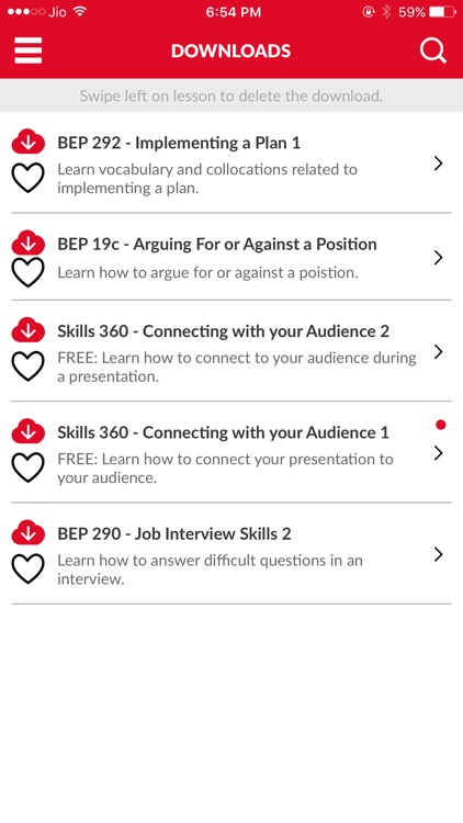 Business English App by Business English Pod screenshot-4