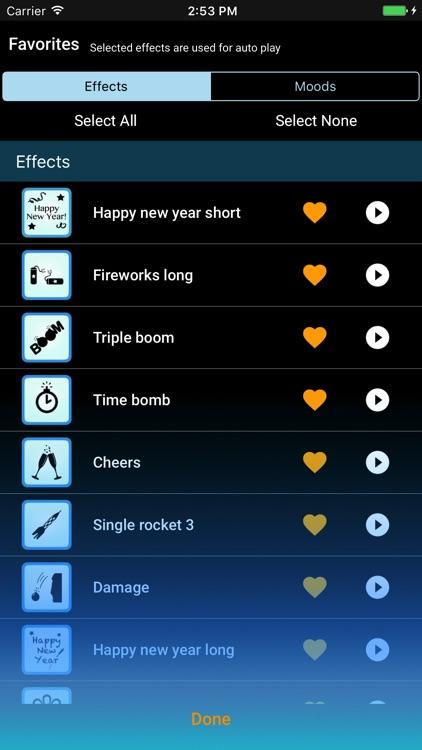 Hue Fireworks for Philips Hue screenshot-3