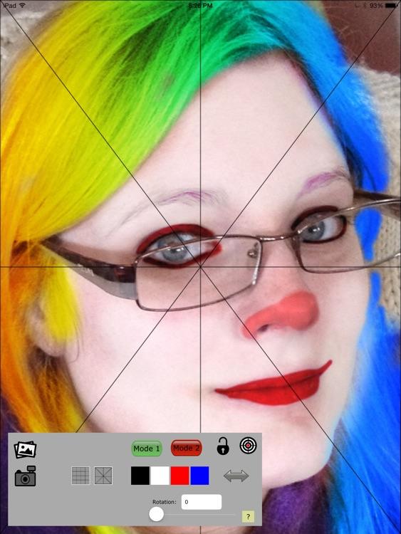 Drawing Grid by Brainga screenshot-3