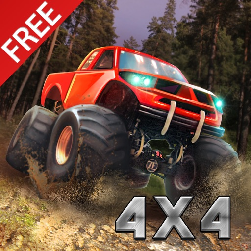 Monster Truck Offroad Rally 3D 2