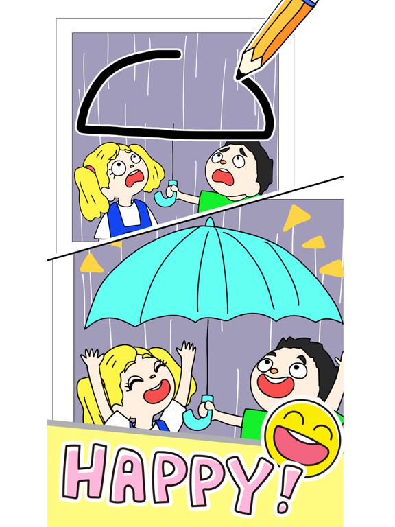 Drawing games-Draw Happy Life- screenshot 5