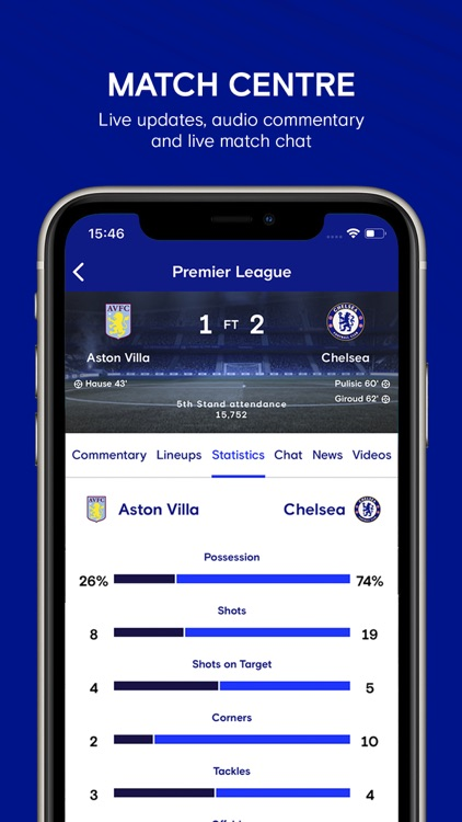 Chelsea FC - The 5th Stand screenshot-6