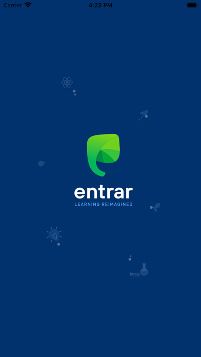 Entrar Learning screenshot 1