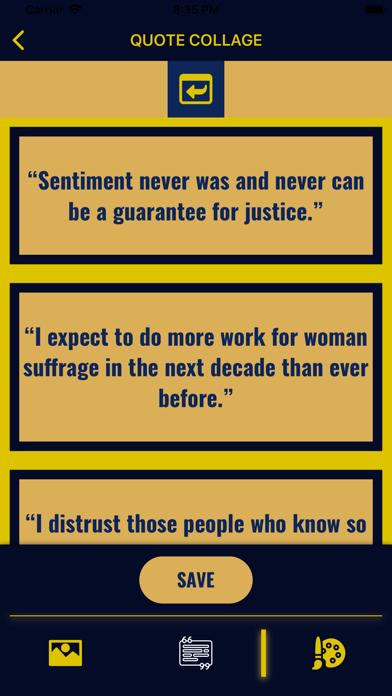 Susan B Anthony Wisdom для ПК 1