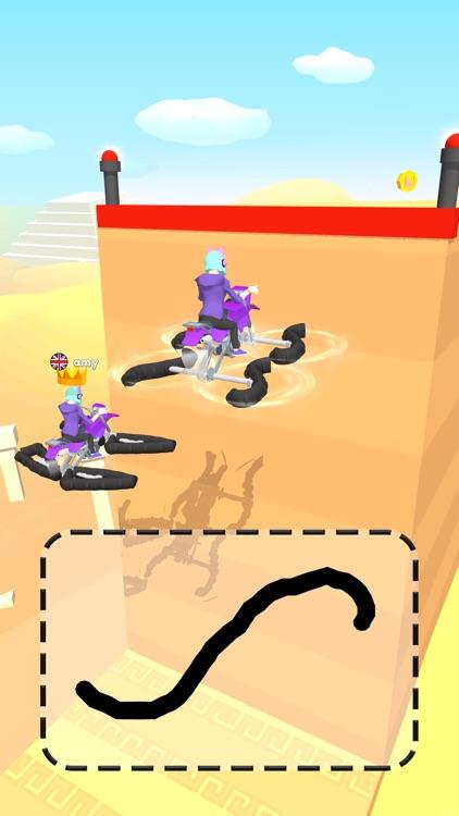 Scribble Rider screenshot-4