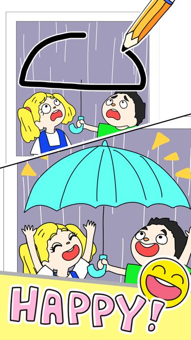 Draw Happy Lifeのおすすめ画像1