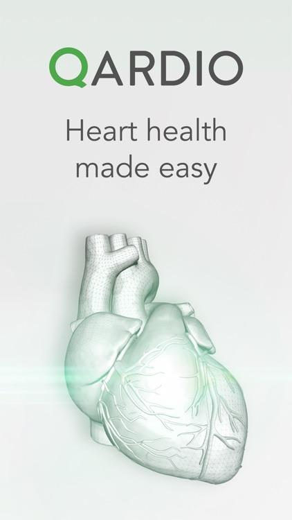 Qardio heart health screenshot-0
