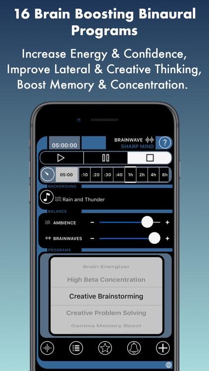 Brain Wave - Sharp Mind ™ screenshot-0