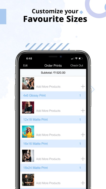 Mobipix - Photo printing,Gifts screenshot-4