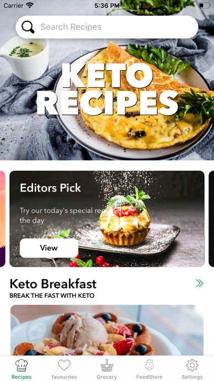 Keto Diet: Weight Loss Recipes